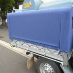 Ute Canopies Blue