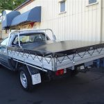 Tonneau Cover Black Vinyl