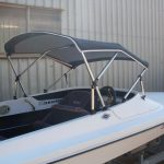 Simple Boat Shade