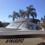 Boat Cover Black