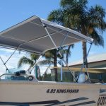Boat Shade White