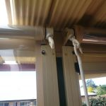 Side Channel Automatic Awning Clear