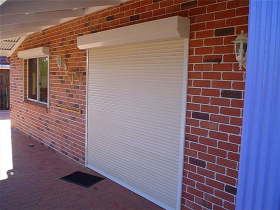 Product Category Roller Shutters