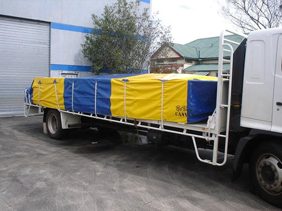 Tarpaulin and Taut Liners Product Category